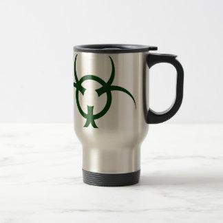 Bio Hazard Symbol Travel Mug