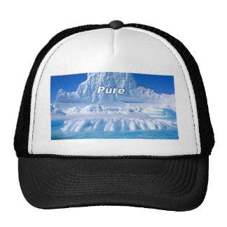 Bio Life Pure White Tee Shirt Cap