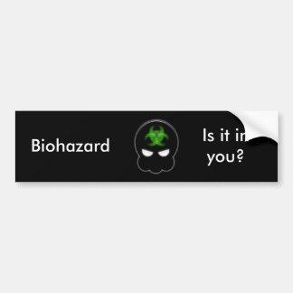 Biobumper Bumper Sticker