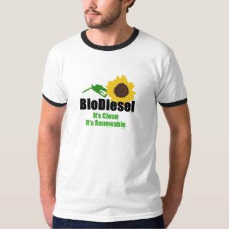 BioDiesel A Clean Renewable Alternative Energy Tee Shirt