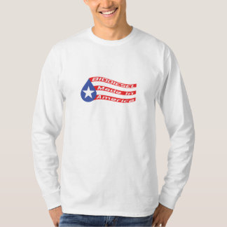 Biodiesel Made In USA Flag T-Shirt