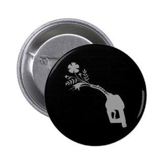 Biofuel Bouquet Pinback Buttons