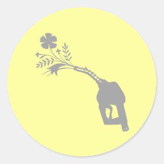 Biofuel Bouquet Sticker