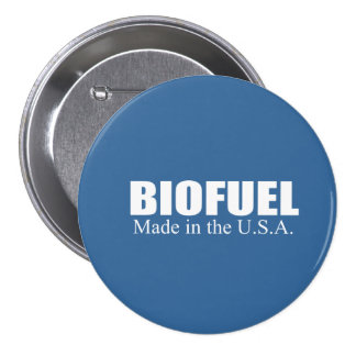 Biofuel - Made in the USA Buttons