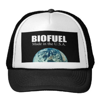 Biofuel - Made in the USA Mesh Hat