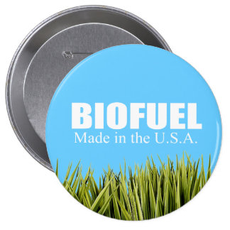 Biofuel - Made in the USA Pin