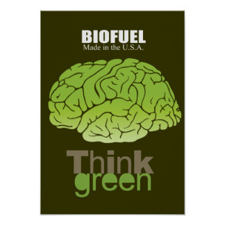 Biofuel - Made in the USA Print