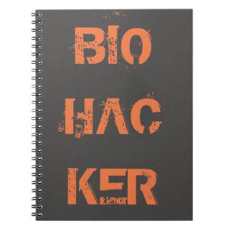 Biohacker Notebook