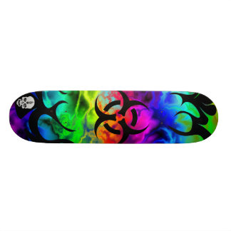 biohazard 5 skate board decks