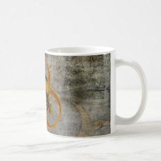 biohazard apocalypse mug