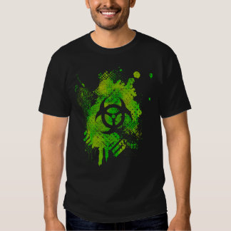 Biohazard Art Desgin Shirts