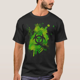 Biohazard Art Desgin T-Shirt
