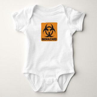 Biohazard Baby Bodysuit