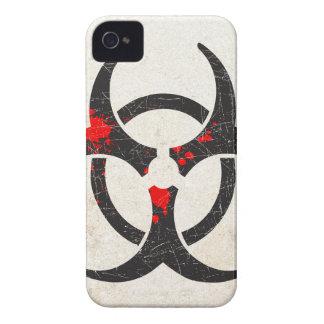 Biohazard iPhone 4 Case-Mate Cases