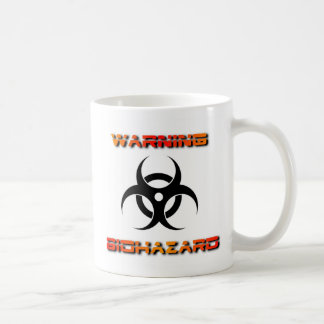 BIOHAZARD COFFEE MUG- Can you stomach it? Coffee Mug