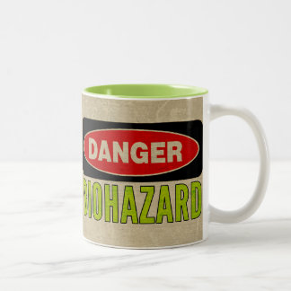 Biohazard | Danger Sign Mug