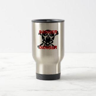 biohazard Danger Travel Mug