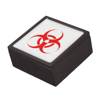 Biohazard Gift Box Premium Trinket Box