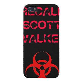 Biohazard iPhone 5/5S Cover