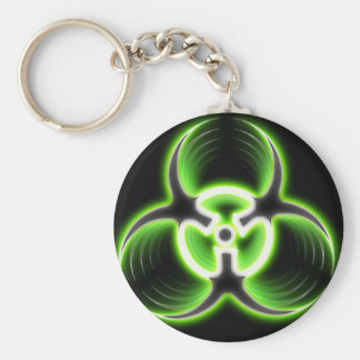 biohazard key ring