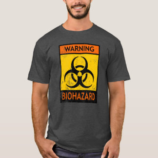 Biohazard sign T-Shirt