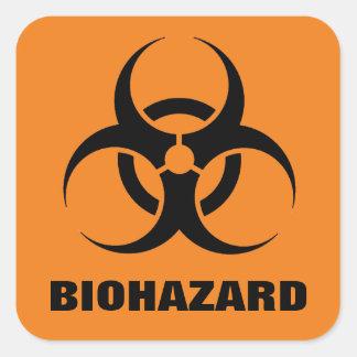 Biohazard Stickers