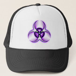 Biohazard Theme Hat