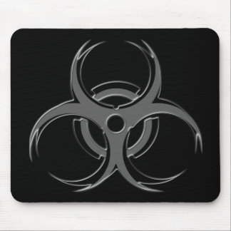 Biohazard X Mouse Pad