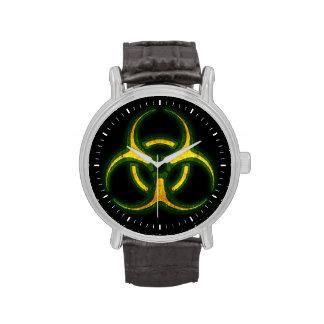 Biohazard Zombie Warning Wristwatch