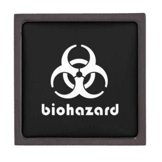 Biohazard � Zombies Premium Keepsake Boxes