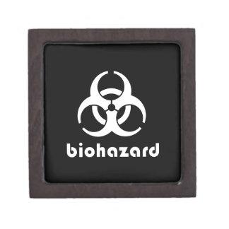 Biohazard � Zombies Premium Trinket Box