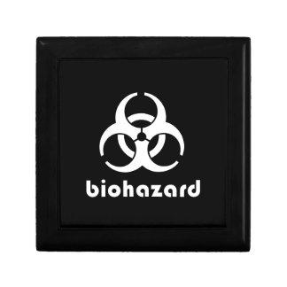 Biohazard � Zombies Small Square Gift Box