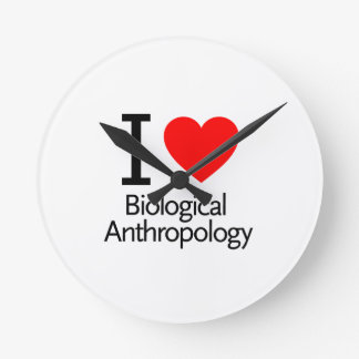 Biological Anthropology Round Clock