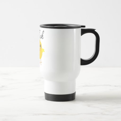 Biologist Chick Coffee Mug
