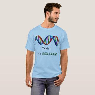 Biologist DNA T-shirt