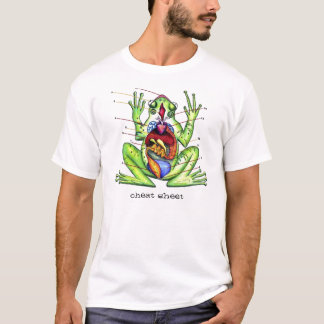 Biology 101 -  Frog Dissection T-Shirt