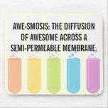 Biology & Chemistry Teachers: Science is Awesome Mouse Pad