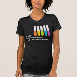 Biology & Chemistry Teachers: Science is Awesome T-Shirt
