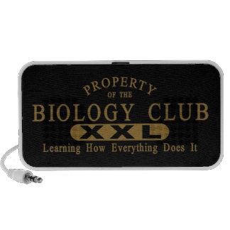 Biology Club Travelling Speakers