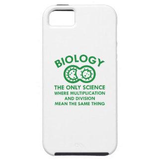 Biology Is In My Genes iPhone 5 Case