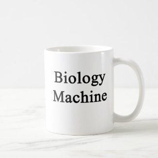 Biology Machine Coffee Mug