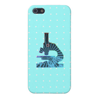 Biology Microsope iPhone Case Case For The iPhone 5