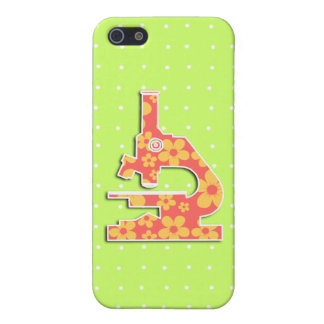 Biology Microsope iPhone Case iPhone 5/5S Cases