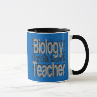 Biology Teacher Extraordinaire Mug