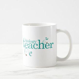 Biology Teacher Mugs