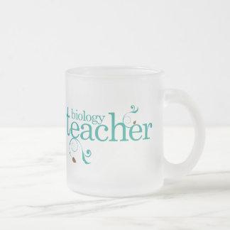 Biology Teacher Coffee Mugs