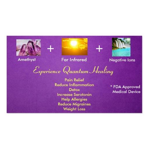 biomat business card template