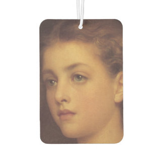 Biondina by Lord Frederick Leighton Car Air Freshener