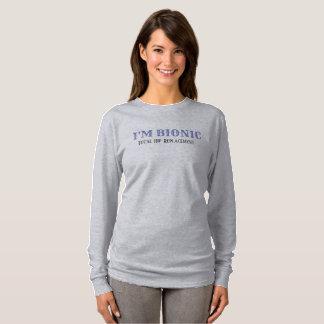 Bionic (hip replacement) shirt