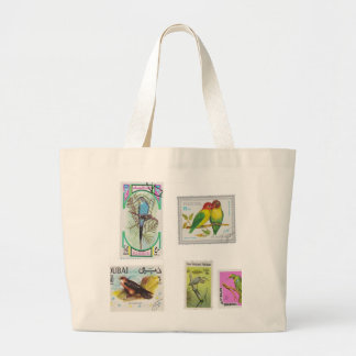 Biord Stamps Canvas Bag